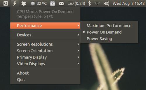 Jupiter 0.1.6 su Ubuntu