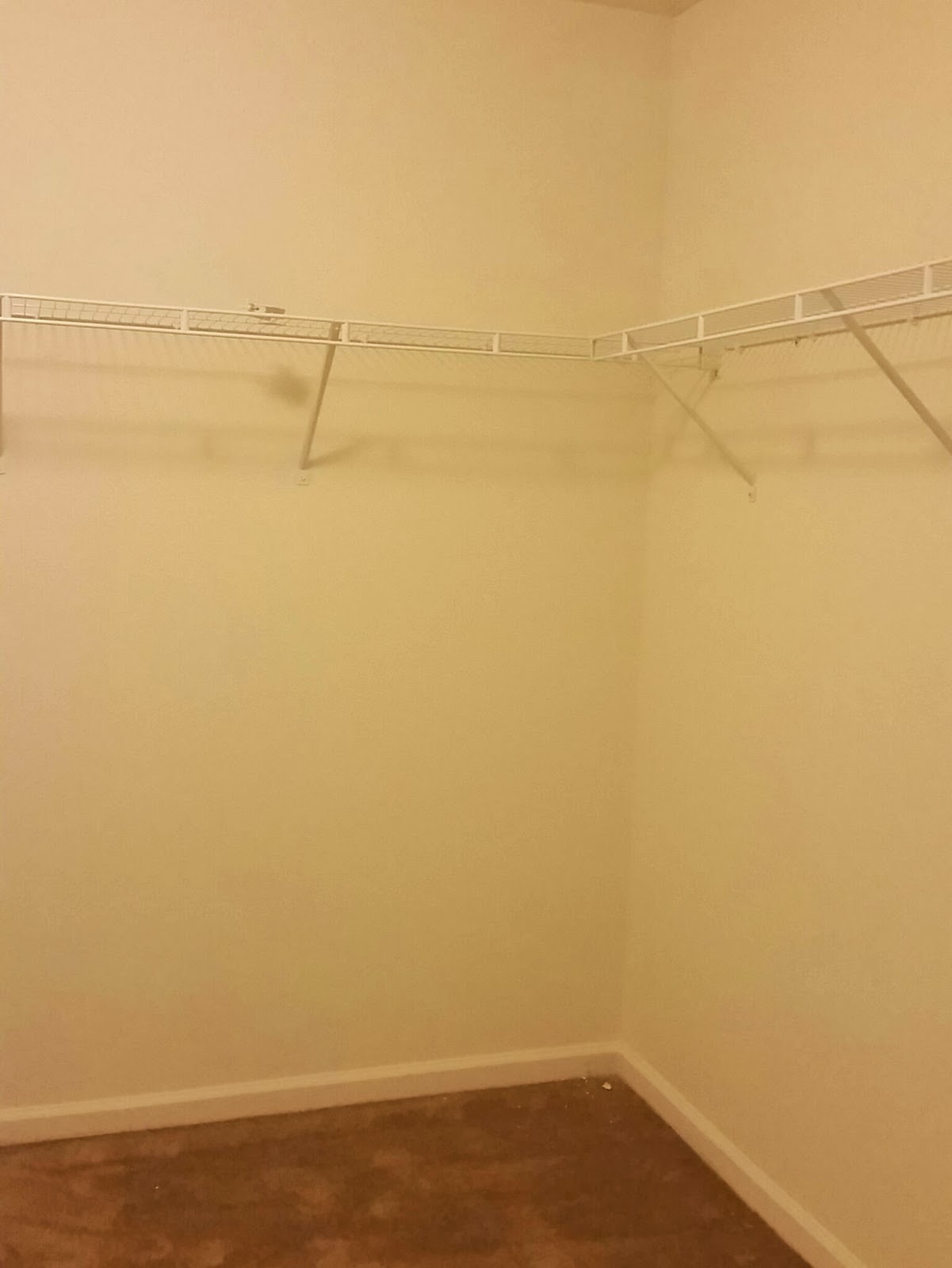 Closet Shelving Is In