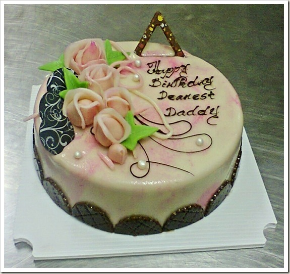 B'day cake