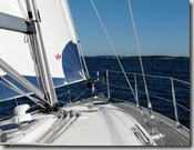 Swedish Archipelago sailing 10