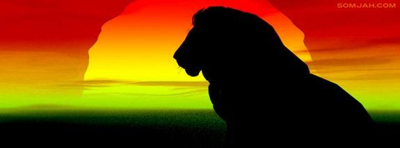leao africano reggae facebook capa 04