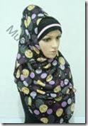 jilbab scraf
