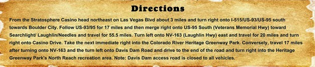 Directions - Riverwalk Trails