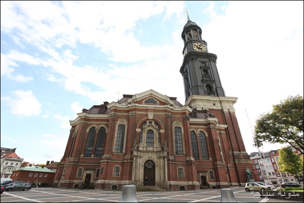هامبورغ كنائس