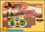 Cupcakes - Dia das bruxas