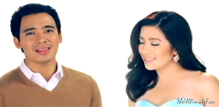 Erik Santos and Angeline Quinto - Suddenly It's Magic music video