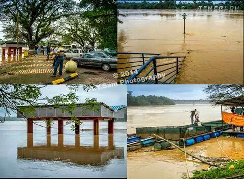 Banjir Besar Di Pahang