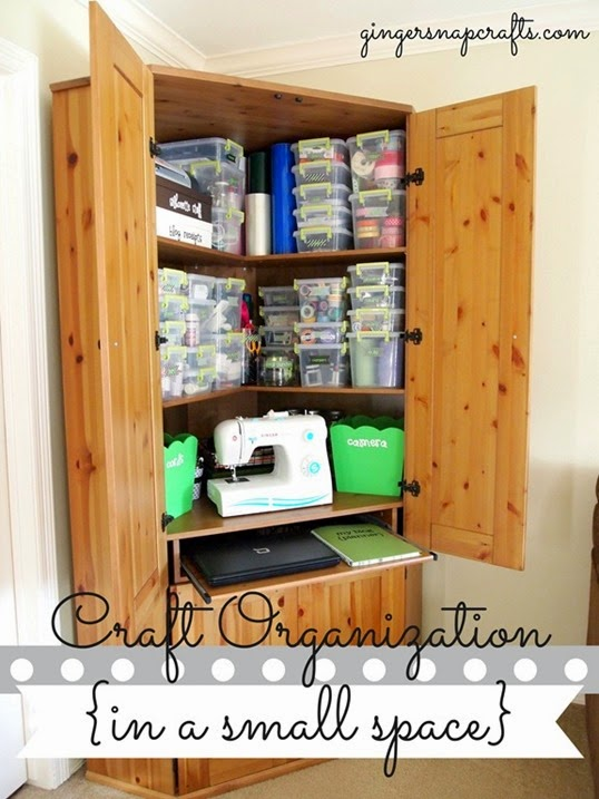 Craft Organization in a small place with #LifestyleCrafts_thumb[1]