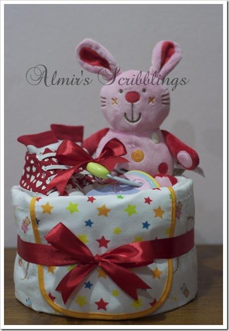 Diaper Cake 1