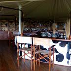 Serengeti Bushtops, Bar © Foto: Angelika Krüger | Outback Africa Erlebnisreisen