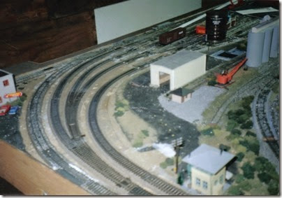 01 LK&R Layout in the Summer of 1997