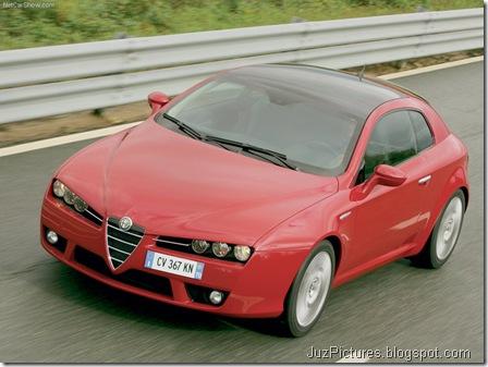 Alfa Romeo Brera 11