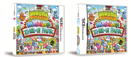 Moshi Monsters Moshlings Theme Park Nintendo 3DS and DS