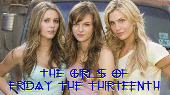 16 The Girls of F13th