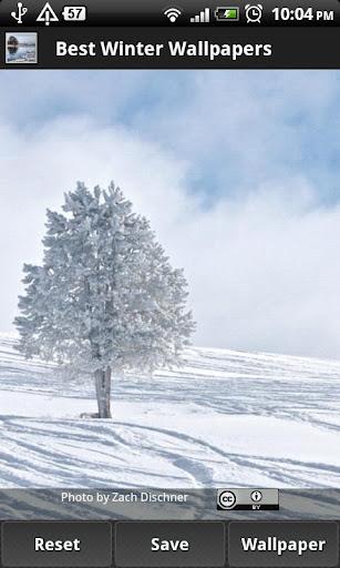 【免費個人化App】Best Winter Wallpapers-APP點子