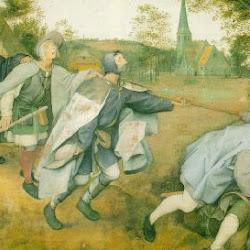 99 - Peter Brueguel - Procesión de ciegos
