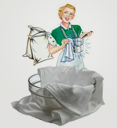 Flour Sack Dish Towels for Kitchen and More