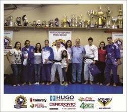 www.judo.org - Campeões Paulista de Judô recebem premiação
