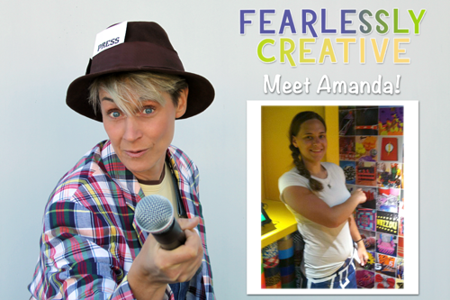 Fearlessly Creative Interview