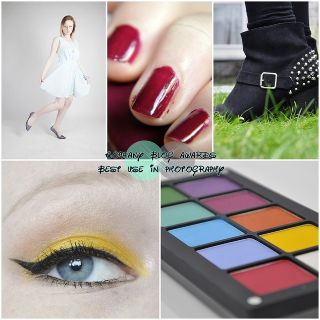 company style blog awards best use in photography Blood Feathers Lipstick vote