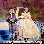 Presentació de Carla Cabrera Ramis Fallera Major Infantil de Baix la Mar.