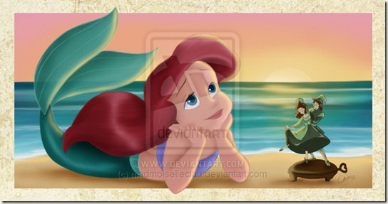 Little-Ariel-little-disney-princesses