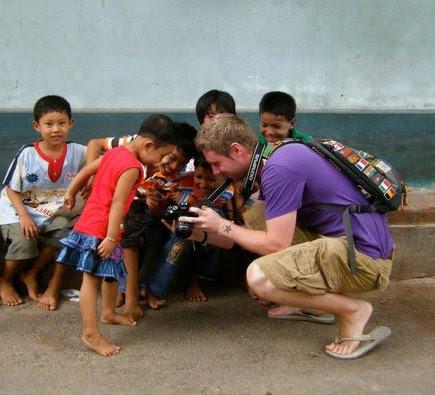 Johnny in Burma with kids.jpg