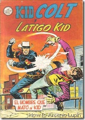 P00009 - Kid Colt #9