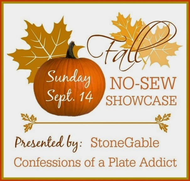 Fall No-Sew Showcase