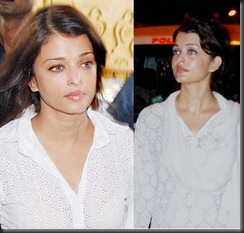 aishwarya-without makeup