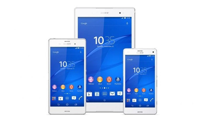 Xperia Z3 Family Lollipop Update