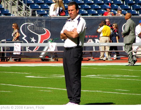 'Head Coach Gary Kubiak' photo (c) 2008, Karen - license: http://creativecommons.org/licenses/by/2.0/