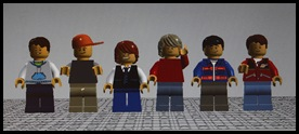 Team Mini-Figs