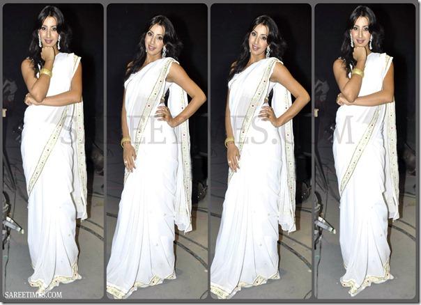 Sanjana_White_Designer_saree
