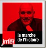 La Marche de l'Histoire sur France Inter