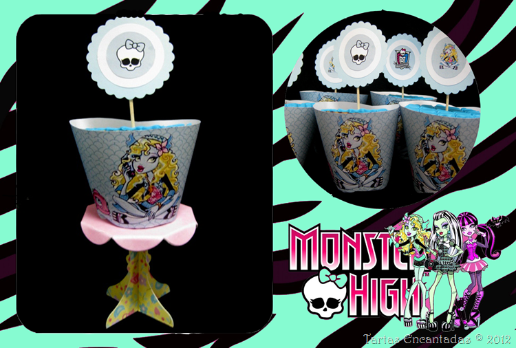 cupcakes moster high