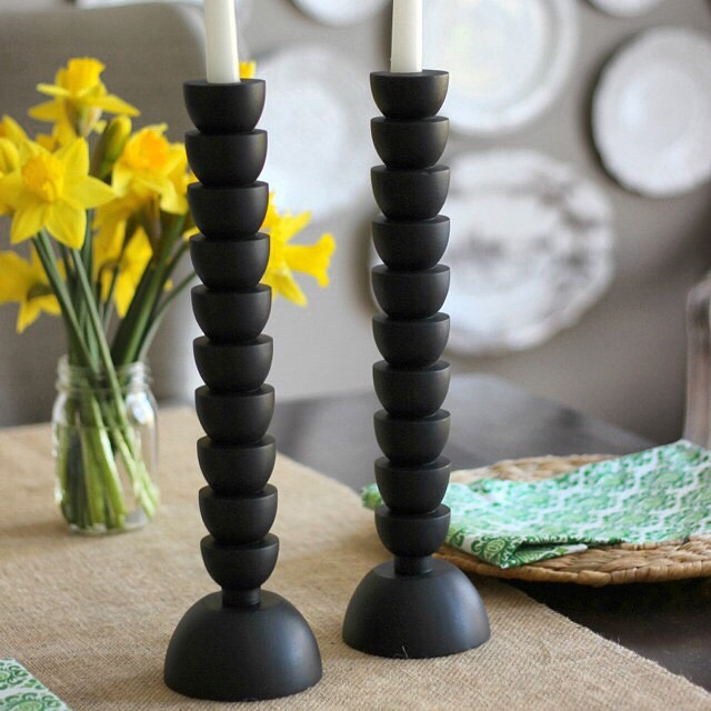 thriftscorethursday drivenbydecor candlesticks