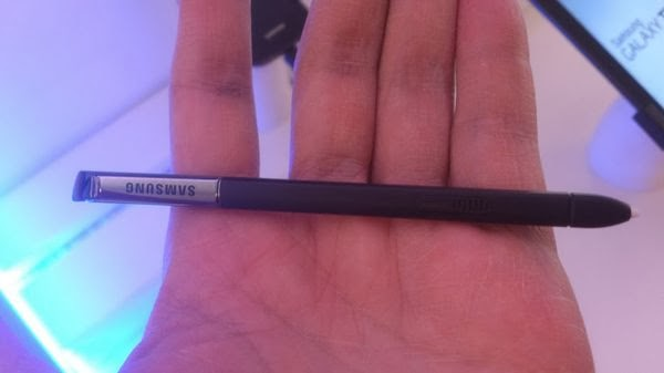 Galaxy Note 2 S PEN 不容易久握