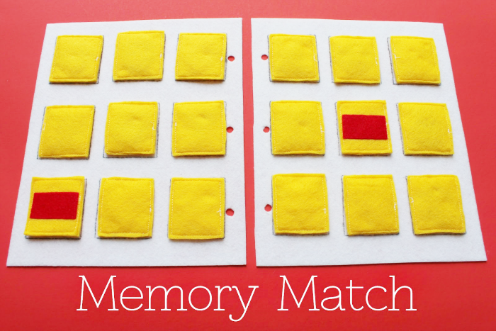 memory match game