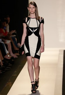 Herve Leger by Max Azria Spring 2013 RTW