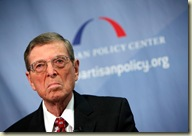 Pete Domenici Former Senate Leaders Announce GS71GW-CGAEl
