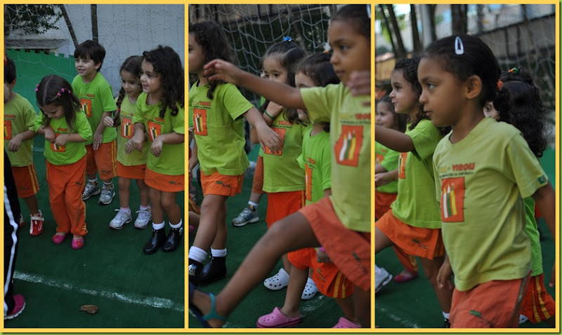 Infantil 3 Tarde Pátio2