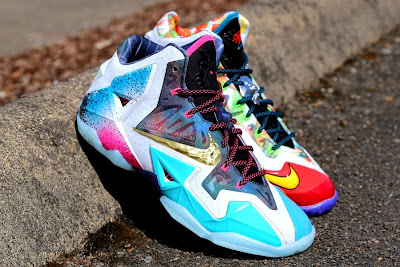 nike lebron 11 gr what the lebron 3 01 2k14 Beauty Shots: The Nike What The LeBron 11 / 2K14?