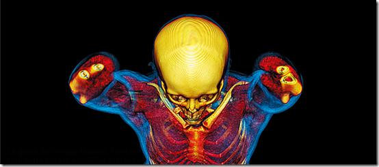 Nouvelles visions du corps humain - 1