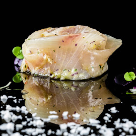 King Fish by Aaron Clark - Food & Drink Plated Food ( fresh, fish, king )