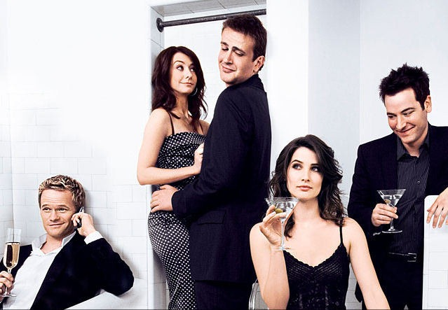 How-I-Met-Your-Mother-Cast-Sophisticated