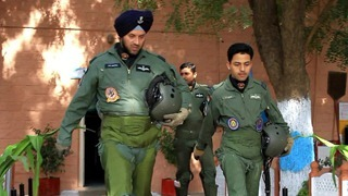 Indian Air Force [IAF] photograph - Fighter pilots