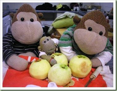 Halloween Apples 5