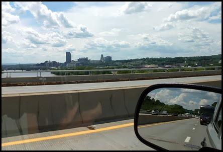 05 - I-90W Passing by Albany NY