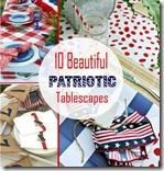 Patriotic Tablescapes